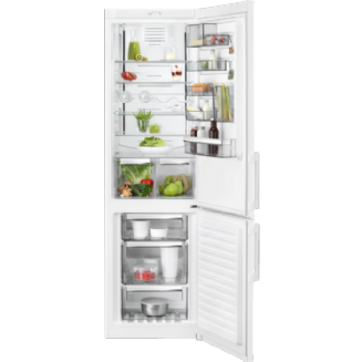 AEG Frost Free Freestanding Fridge Freezer 200.5 cm A++ RCB53725VW